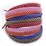 BUGXPRO Leather Mosquito Repellent Bracelets, 10 Pack Pest Control Repellent up...