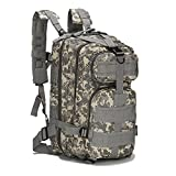 Eyourlife Military Tactical Backpack Small Rucksacks Hiking Bag Outdoor Trekking...