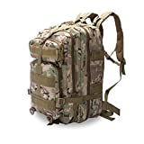 Eyourlife Military Tactical Backpack Small Rucksacks Hiking Bag Outdoor Trekking...