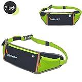 Sports Waist Bag Pack Walking Running Racing Belt