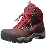 KEEN Women's Revel III Winter Boot, Racing Red/Eggshell, 7.5 M US
