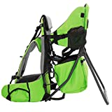 Clevr Premium Cross Country Baby Backpack Hiking Child Carrier with Stand and...