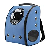 Texsens Innovative Traveler Bubble Backpack Pet Carriers for Cats and Dogs...
