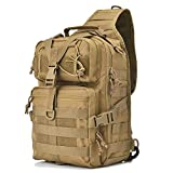 Gowara Gear Tactical Sling Bag Pack Military Rover Shoulder Sling Backpack EDC...