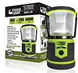 Tough Light LED Rechargeable Hurricane Lantern - 200 Hours of Light from a...