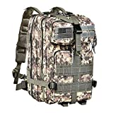 CVLIFE Outdoor Tactical Backpack Military Rucksacks for Camping Hiking and...