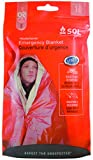 S.O.L. Survive Outdoors Longer 90 Percent Heat Reflective Emergency Blanket