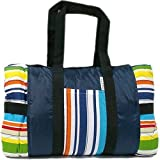Tuffo Water-Resistant Outdoor Blanket, Stripe