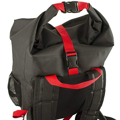 Cougar Outdoor 40L Waterman Heavy Duty Waterproof Dry Bag Backpack - Foldable &...
