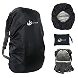 Jepeak Waterproof Backpack Rain Cover, 25L-45L Daypack Rainproof Dustproof...
