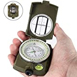 Eyeskey Multifunctional Military Lensatic Tactical Compass   Impact Resistant...