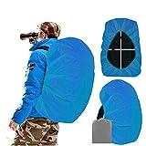 Joy Walker Waterproof Backpack Rain Cover for (15-90L), Upgraded Anti-Slip Cross...