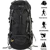 ONEPACK 50L(45+5) Hiking Backpack Waterproof Backpacking Bag Outdoor Sport...