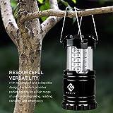 Etekcity Lantern LED Camping Lanterns, Battery Powered Camping Lights, Outdoor...