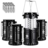 Etekcity Lantern Camping Lantern Battery Powered Lights for Power Outages, Home...
