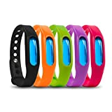 Mosquito Repellent Bracelet For Kids, Adults & Pets - Travel Insect Repellent...