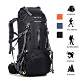 ONEPACK 50L(45+5) Hiking Backpack Waterproof Backpacking Bag Outdoor Sport...