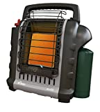 Mr. Heater F232017 MH9BXRV Buddy Grey Indoor-Safe Portable RV Radiant Heater...