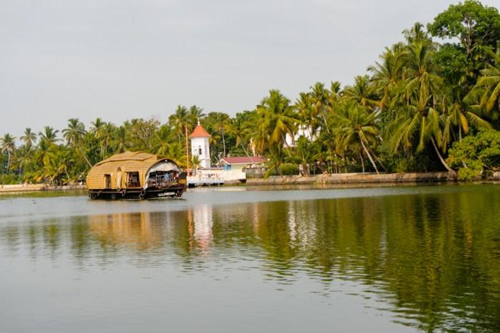 houseboat punnamada