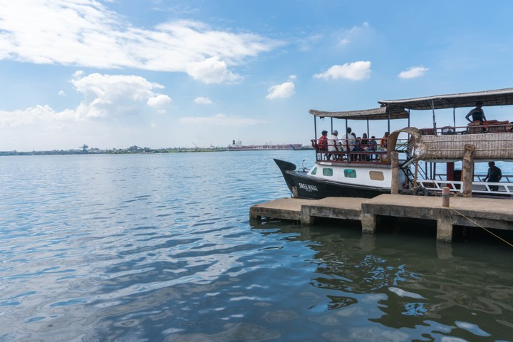 marine drive boat