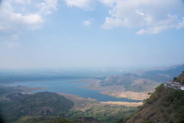 valpara-pollachi hairpin ride aliyar dam