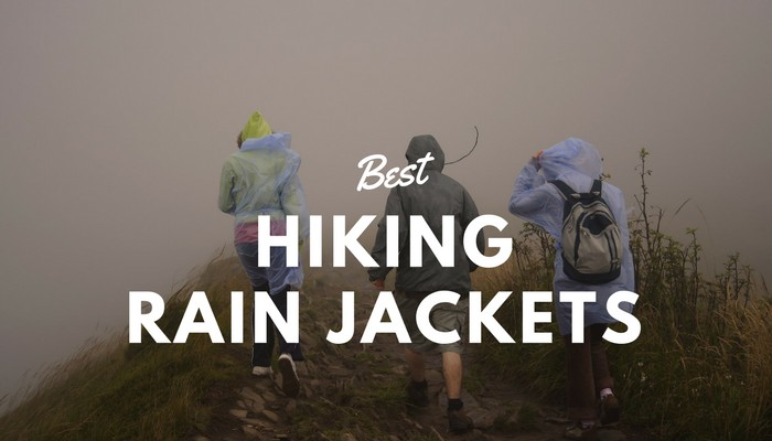 best hiking rainjackets