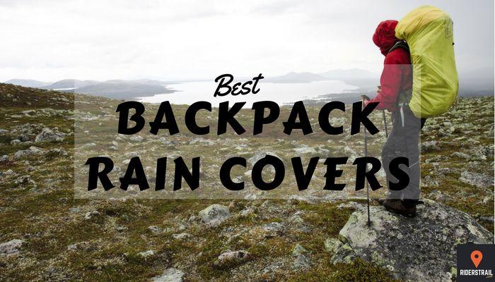best backpack rain covers