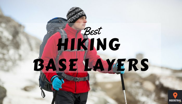 best hiking base layers