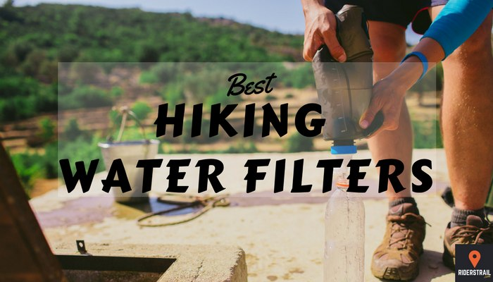 best hiking water filters