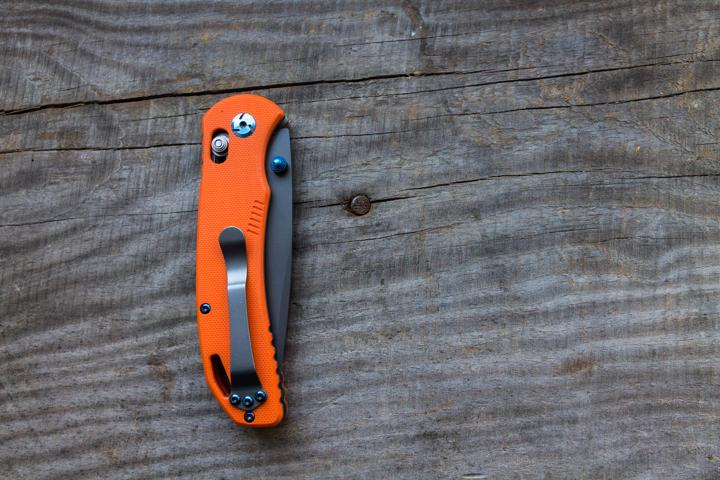hiking equipments knife