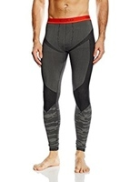 Odlo Men's Blackcomb Evolution Warm Seamless Pants