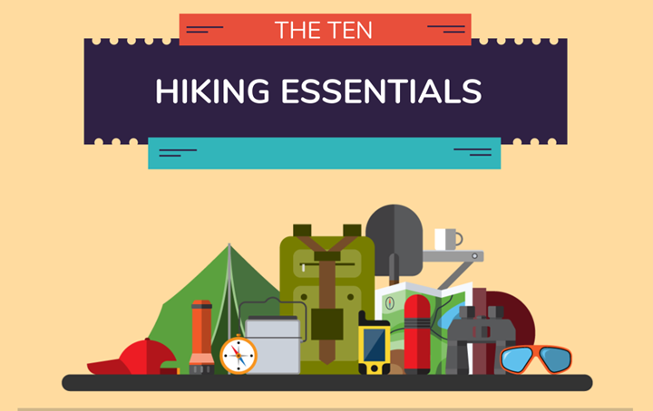 top 10 hiking essential
