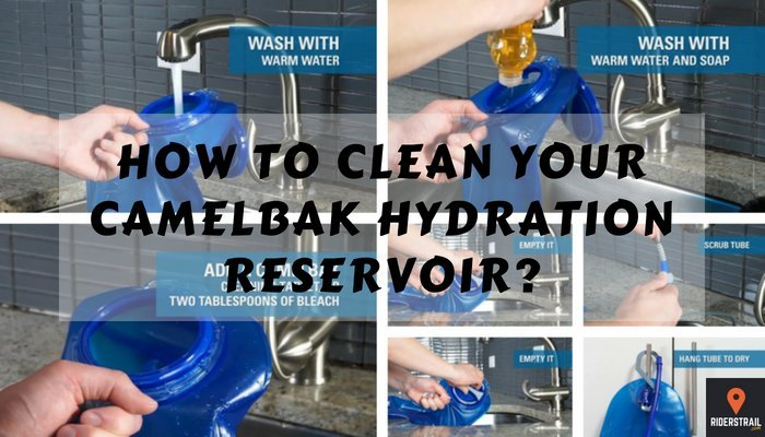 How to Clean your Camelbak Hydration Reservoir