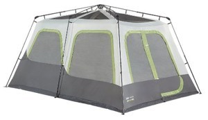 Coleman Instant Cabin 10 Tent with Fly
