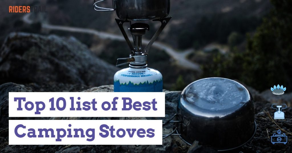 Top 10 Best Camping Stoves